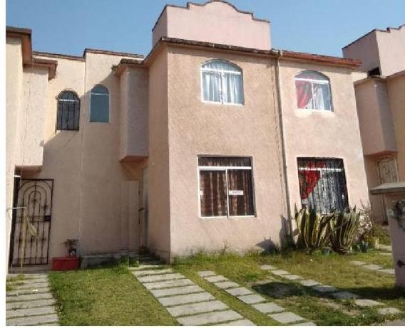 Venta De Casa Col San Buenaventura Ixtapaluca