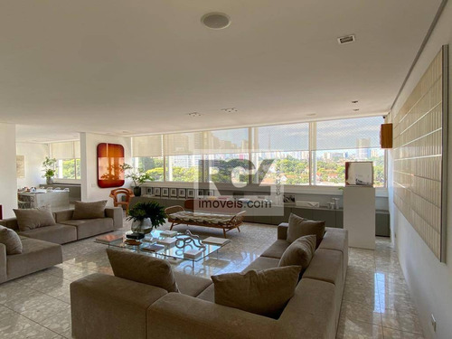 Imagem 1 de 23 de Apartamento, 425 M² - Venda Por R$ 6.500.000,00 Ou Aluguel Por R$ 30.000,00/mês - Higienópolis - São Paulo/sp - Ap7546