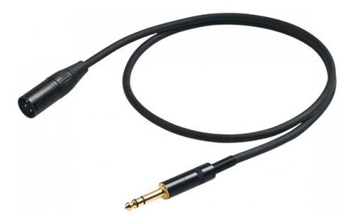 Cable Canon-plug Xlr-jack Proel Challenger Chl230lu2 2 Mts