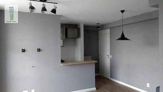 Apartamento Com 1 Dormitório À Venda, 49 M² Por R$ 310.000 - Vila Guilherme - São Paulo/sp - Ap0559