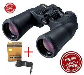 Binoculo Nikon Aculon A211 16x50 Original + Adaptador Tripe