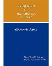 Exercícios De Matemática Vol. 6 Geometri Manoel Benedito Ro