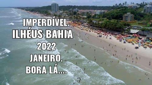 Imagem 1 de 1 de Viajem Para Praia Ilhéus Bahia