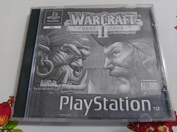 Warcraft 2 The Dark Saga Playstation Ps1 Patch Prensado