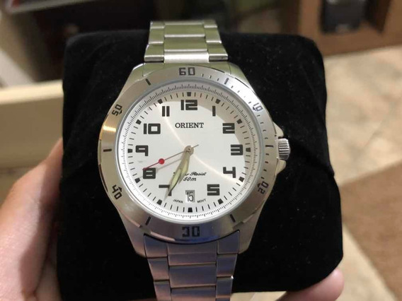 Relógio Esportivo Orient Analógico Esportivo Mbss1155a P2sx