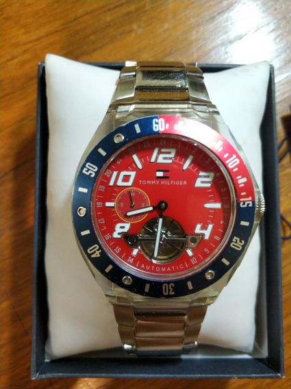 Relógio Tommy Hilfiger Automático Original