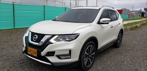 Nissan X-trail 2020 2.5 Exclusive