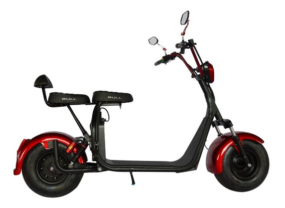 Moto Elétrica Bull