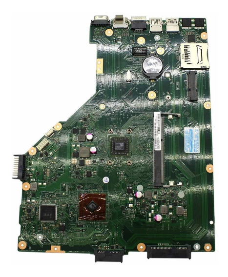 Placa Mãe Notebook Asus X55u Amd Usb 3.0 Ddr3 (3540) Usada