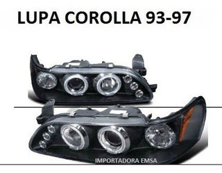 Focos Lupas Toyota Corolla 93 - 97 , Jdm Oferta