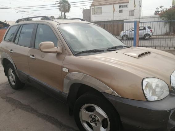 Huyndia Santa Fe Diesel 2002