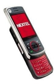 Celular Radio Nextel I856 Rokr Audio Fuerte Mp3 Full Mp4
