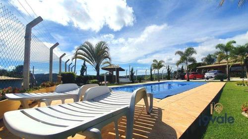 Exuberante Chácara Com 3 Dormitórios À Venda, 1500 M² - Paraitinga  - Redenção Da Serra/sp - Ch0058