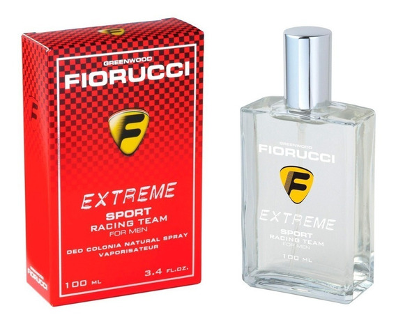 Perfume Masculino Extreme Sport Racing Team For Men Fiorucci