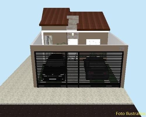 Imagem 1 de 16 de Casas - Venda - Jardim Minda - Cod. Ca0270 - Vca0270