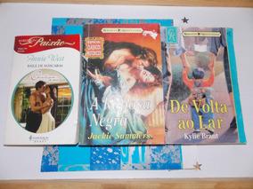 03 Livros De Romance