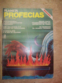 Revista Planeta - Pesquisa - Profecias - Número 135 - B