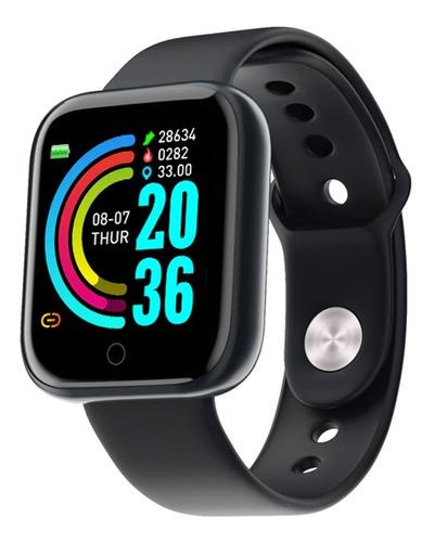 Reloj Inteligente Smartwatch Band Fit Y68 Bluetooth Ip67