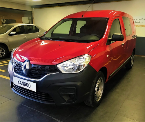 Renault Kangoo  Confort 5a 1.6 Tasa 20% Oportunidad (lr)