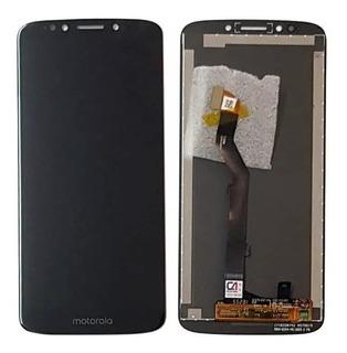 Tela Touch Display Lcd Moto G6 Play Xt1922-5 Original 100%