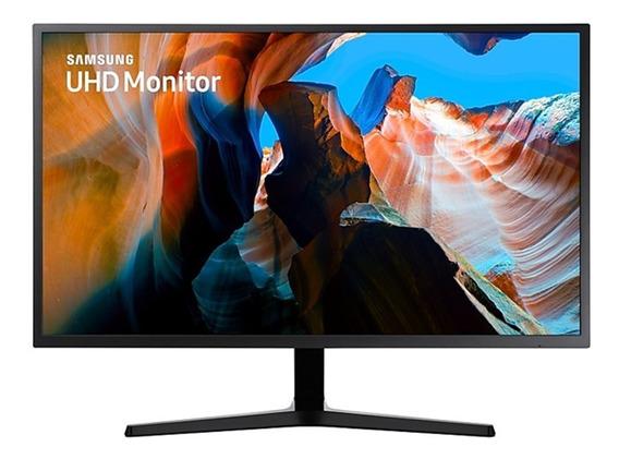 Monitor Samsung Gamer 4k Led 32 Ultra Hd Lu32j590uqlx