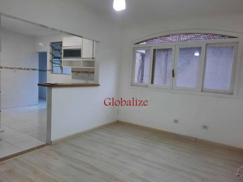 Imagem 1 de 27 de Apartamento À Venda, 103 M² Por R$ 379.000,00 - Campo Grande - Santos/sp - Ap0789