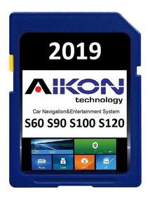 Cartão Gps Central Aikon Winca (s60 S90 S100 S120)