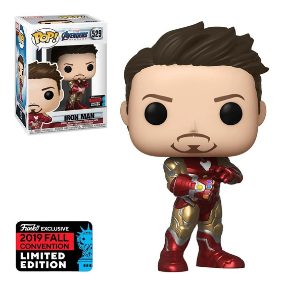 Funko Pop! Marvel Avengers Endgame Ex Nycc 2019 Iron Man 529