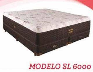 Colchon Y Sommier Springwall Sl 6000 180 X 200