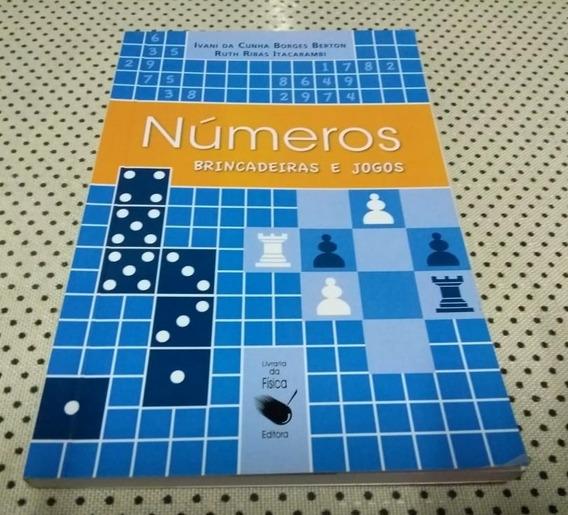 Livro Números, Brincadeiras E Jogos