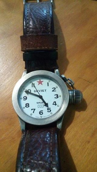 Reloj Soviet By Gruen De Los 80s