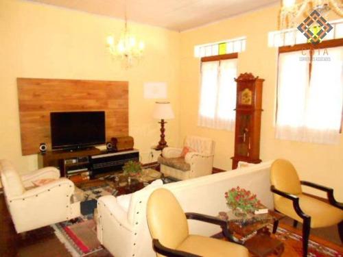 Sobrado Com 3 Dormitórios À Venda, 350 M² Por R$ 850.000,00 - Vila Monumento - São Paulo/sp - So0548
