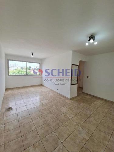 Imagem 1 de 11 de Ótimo Apartamento 2 Dormitórios , Na Vila Mascote!  - Mc9195