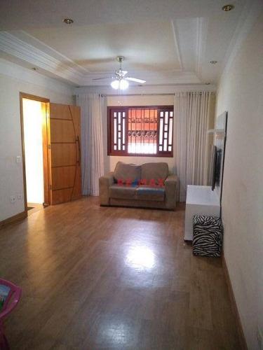 Imagem 1 de 25 de Sobrado Com 2 Dormitórios À Venda, 100 M² Por R$ 520.000,00 - Parque Santo Antônio - Guarulhos/sp - So0118