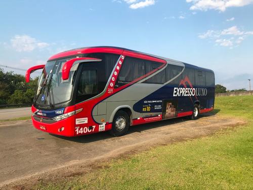 Imagem 1 de 11 de Ônibus Mercedes-benz O-500rs G7 Marcopolo Paradiso 1.050