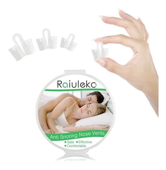 3 Dilatadores Nasales Respira Bien Anti Ronquidos Suaves
