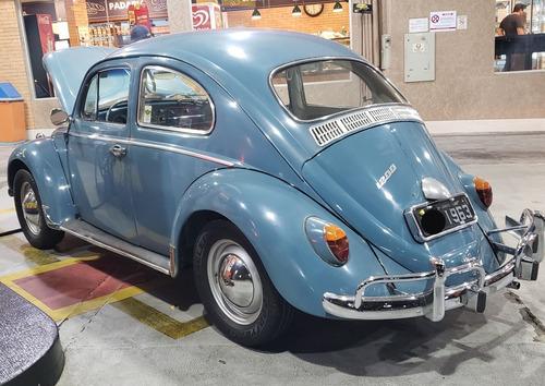 Volkswagen Vw Fusca 1963 1200