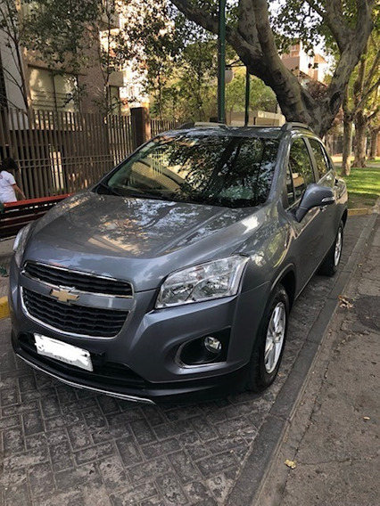 Chevrolet Tracker 2015 Lt Mt Full Unico Dueño