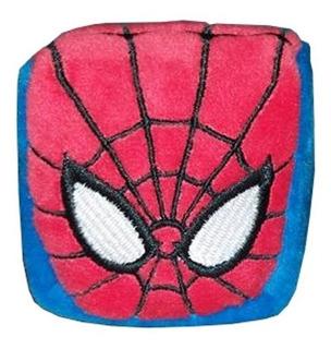 Peluche Kawaii Cubes Coleccionables Spiderman - Minijuegos