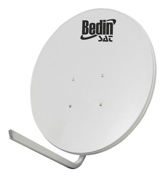 Antena De Tv Chapa 60cm Bedin Sat Banda Ku 10.70~12.75 Ghz