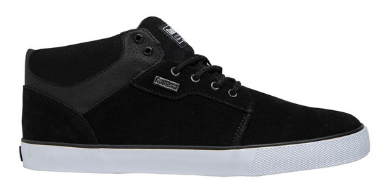 Zapatillas Lane Mid Black Gangsta