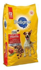 Pedigree Alimento Perro Con Omega 6 Razas Pequeñas 550 Gr
