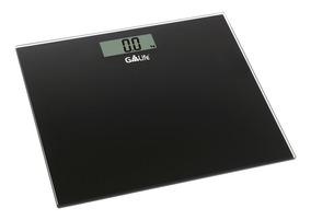 Balanca Digital Slim Preta - G-life