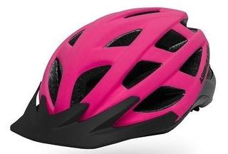 Capacete Asw Bike Fun Pink 2018 Ciclismo Lançamento