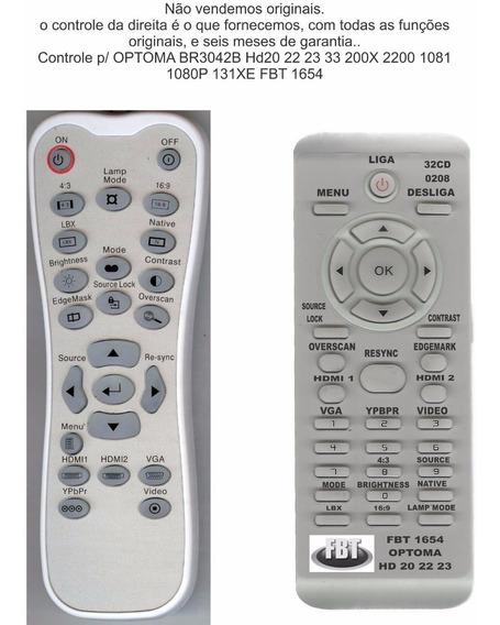 Controle Opto 3042b 20 22 23 25 30 33 180 200x 2200 Fbt 1654