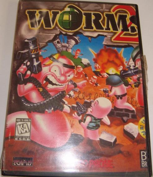 Pc Worms 2 - Usado - Original