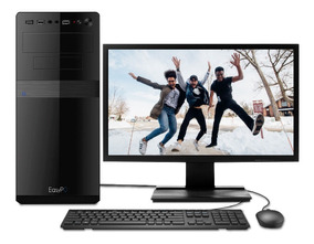 Computador Intel Core I7 16gb 3tb Monitor Led 21.5 Easypc