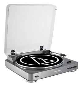 Toca Disco Audio Technica Atlp60 Usb At Lp 60 Usb 220v Novo