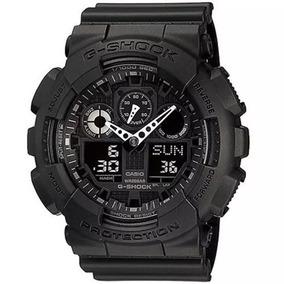 Relógio Casio G-shock Ga-100 Ga100 1a1 1a2 1a4 B7 Original
