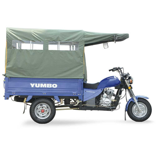 Triciclo Yumbo Cargo 125 Ii 0km 2021 Toldo Opcional Fama